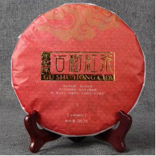 21 лот, Шу Пуэр 357 грамм, 2017 год