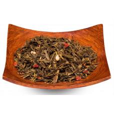 Лот 71 Зеленый чай с розой